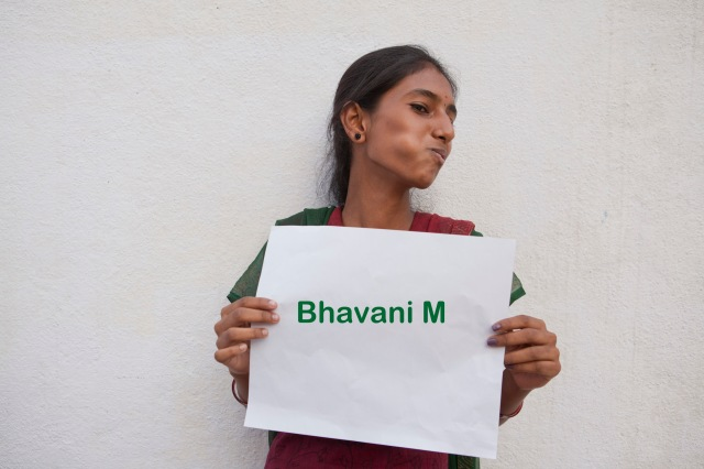 Bhavani, 16yrs, loves math and accounts, started taking pics a yr back and loved it ...photography will be a serious hobby !!